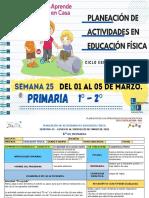 1°y 2° Primaria EF Semana 25-LEF Antonio Preza