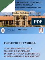 Proyecto de Carrera