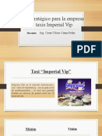 TAXI IMPERIAL VIP EXPO