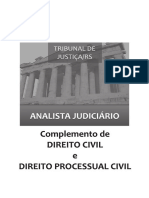 Analista Tj Rs - Questões de Dir. Civil