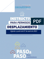 Instructivo de desplazamiento 07.04.2021