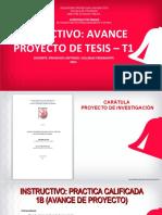 INTSTRUCTIVO PRACTICA CALIFICADA 1B T1