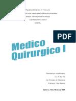 MEDICO QUIRURGICO II CORTE
