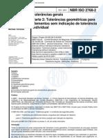NBR ISO 2768-2