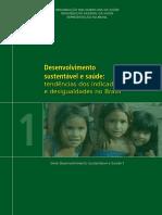 Desenvolvimento Sustentável e Saúde - Tendências Dos Indicadores e Desigualdades No Brasil 9788579670893_por