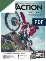 Dirt Action Media Kit 2021