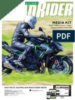 Australian Road Rider Magazine Media Kit 2021