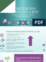 Intervencion Terapeutica Rnp (2)