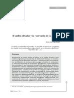 El Cambio Climatico y Su Repercusion en Las Zoonosis Revista 2 1 Paginas 56 68 (1)