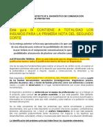 Guía de Avance _Diagnóstico de Comunicación