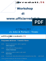 Uffici Arredati Trento X Workshop Ufficiarredati