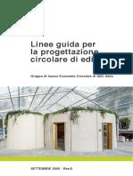 Linee Guida Economia Circolare