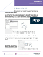 AutoCAD Map 3D - Convert SDF to SHP