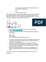 pre informe analisis
