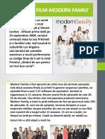 CRONICA DE FILM-MODERN FAMILY