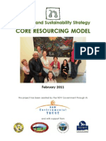 CoreResoucingModel
