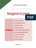 01 Management Projets Introduction