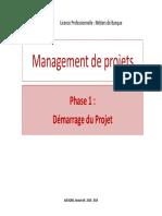 02_Management Projets_Démarrage de Projet