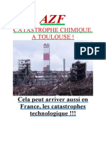 catastrophe chimique AZF