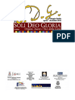 Programma di sala 16 novembre Santo Stefano Batori Perucchetti Coro San Francesco da Paola