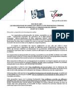 BLIC BLOC ARP - Chronologie des médias -Communiqué de presse_Texte_06_04_21