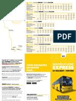 Ligne Tec e21 Depliant Malmedy Verviers