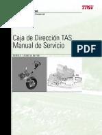 Manual de Servicio Cajetin Direccion Trw Tas40