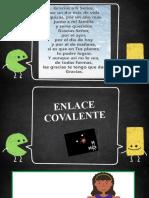9° ENLACE COVALENTE