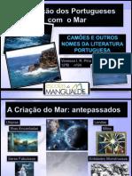 A relação dos Portugueses com  o Mar