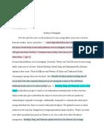Hannah Dominique - Synthesis Paragraph Rough_Final Draft