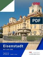 Eisenstadt mit den ÖBB