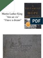 Am Un Vis.martin Luther King