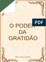 Diario Da Gratidão