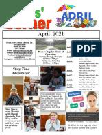 4.2021 April Kids' Corner