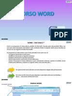 Corso Word- pdf