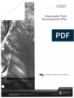 Clearwater Park Development Plan