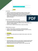 PD- questões éticas e psicologia
