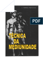 CARLOS TORRES PASTORINO - TECNICA DA MEDIUNIDADE