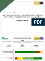 Sc Pulse Survey on Covid 19 Vaccination 2.10.2021 Oci Sh Combined