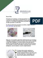 CARTA DE PRESENTACIÓN PSICOGRAFOS PDF