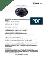 ACCOUPLEMENT Flex Desch D80F-R80