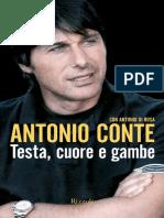 Testa, Cuore E Gambe - Antonio Conte
