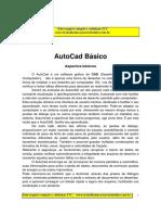 Curso de AutoCad - Basico