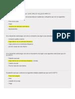 Banco de Preguntas Otorrinolaringología UDABOL