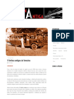 17 Ônibus Antigos de Teresina