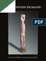 [Catalogue] Galerie Dandrieu-Giovagnoni - 2018 - La Condition Humaine
