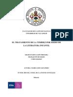 T4 TRATAM DE LA TIMIDEZ POR MEDIO DE LA LITERATURA