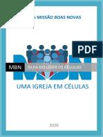 Guia Do Líder de Celulas 2020