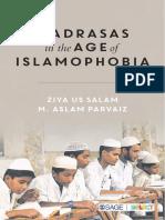 Ziya Us Salam, Mohammad Aslam Parvaiz - Madrasas in the Age of Islamophobia-SAGE Select (2020)