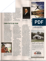 "Kentucky Living Magazine - Mar 2011 - ""Farm facts on tour"" Copyright 2011, by Ky. Association of Electric Cooperatives Inc."